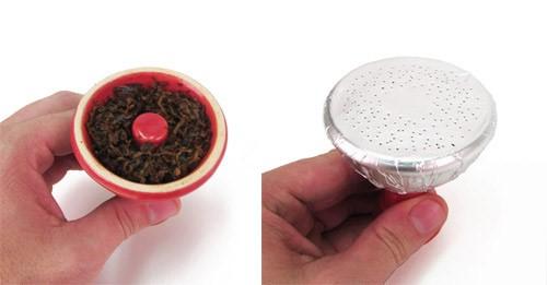 shisha bowl