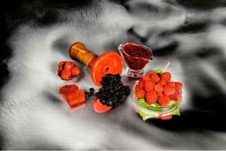 Raspberry-Shisha