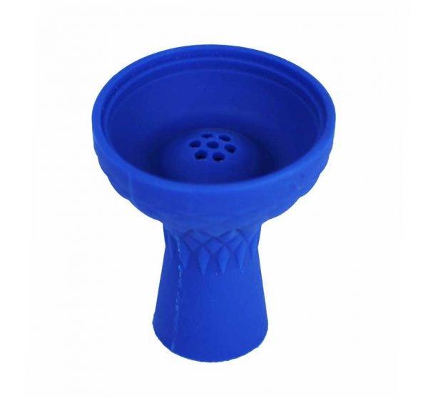 Shisha Silicone Bowl Blue