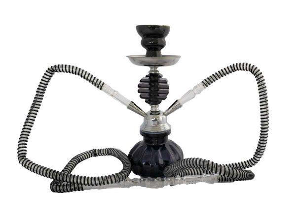Twister Shisha in Black