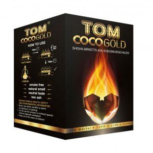 Tom Coco Gold Coal 1 KG