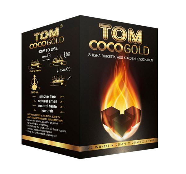 Tom Coco Gold Coal