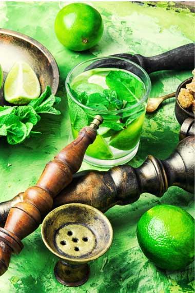 Mojito Shisha Cocktail Flavour